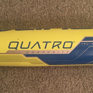 Hard To find! - Used USA Rawlings Composite Quattro Composite Bat (-10) Length 32 Inch Weight 22 Oz for Sale in Fairfield, CT