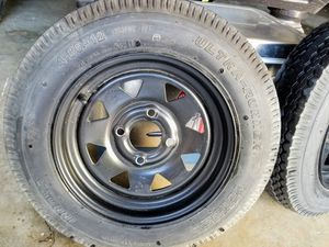 Trailer rims & tires for Sale in Norwalk, CA