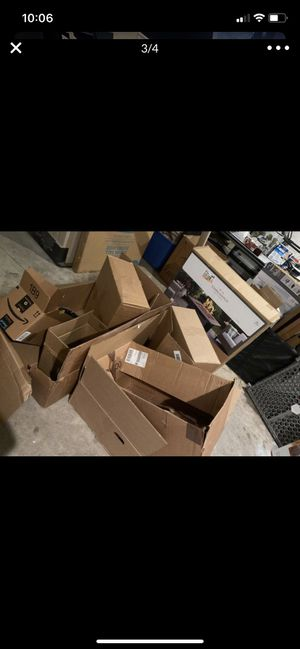 Free moving boxes!! for Sale in Sherwood, OR