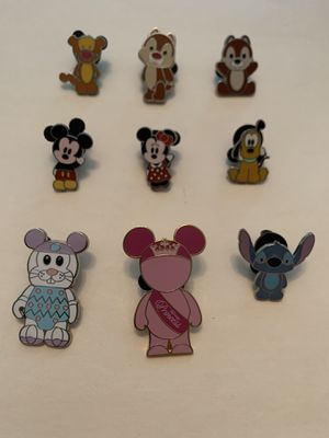 Disney pin collection for Sale in Haledon, NJ