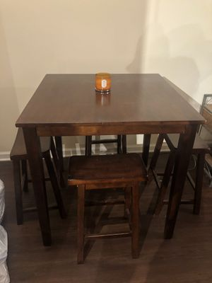High-Top Table and Chairs for Sale in Nashville, TN