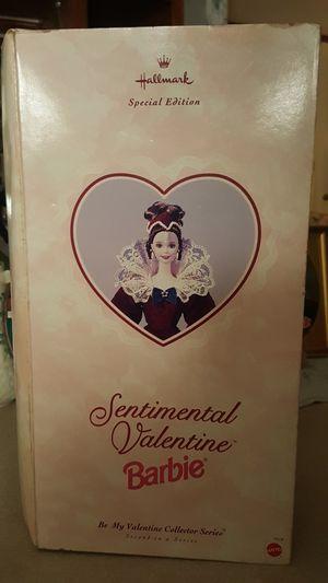 Sentimental Valentine Barbie 1989 for Sale in San Marcos, TX