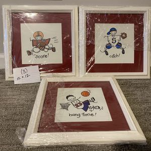 Kids Picture frame for Sale in Plainfield, IL