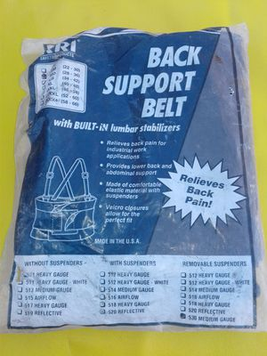 back support new for Sale in CO, US