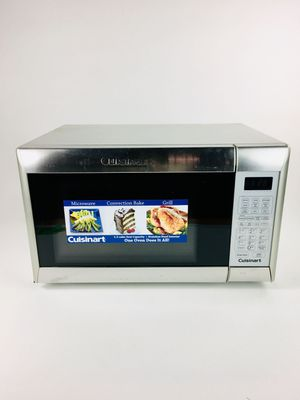 Cuisinart Convection Microwave Oven And Grill (91019019) for Sale in South San Francisco, CA