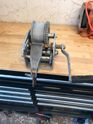 Boat trailer winch for Sale in Sun City Center, FL