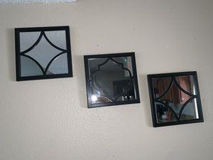 3 mirror wall decor for Sale in Orlando, FL