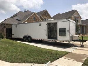 Halmark 32' Enclosed Trailer for Sale in Houston, TX
