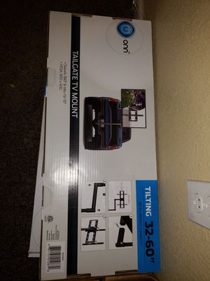 """Brand new Tailgate TV mount. 32-60"""" for Sale in Fresno, CA"""