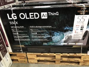LG 55 inch OLED 4K TV Cx 2020 model oled55Cx for Sale in Los Angeles, CA