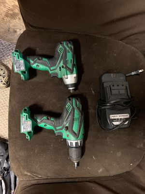 Hitachi drill for Sale in Fairmont, WV