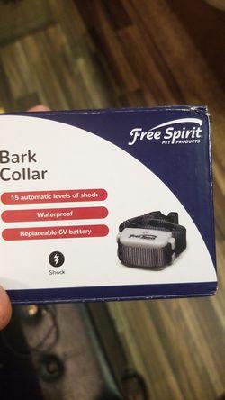 Dog bark collar for Sale in Wanette,  OK