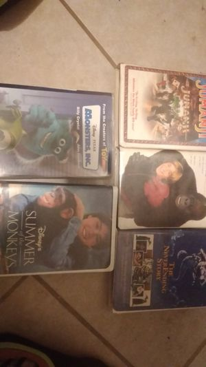 VCR tapes for Sale in undefined