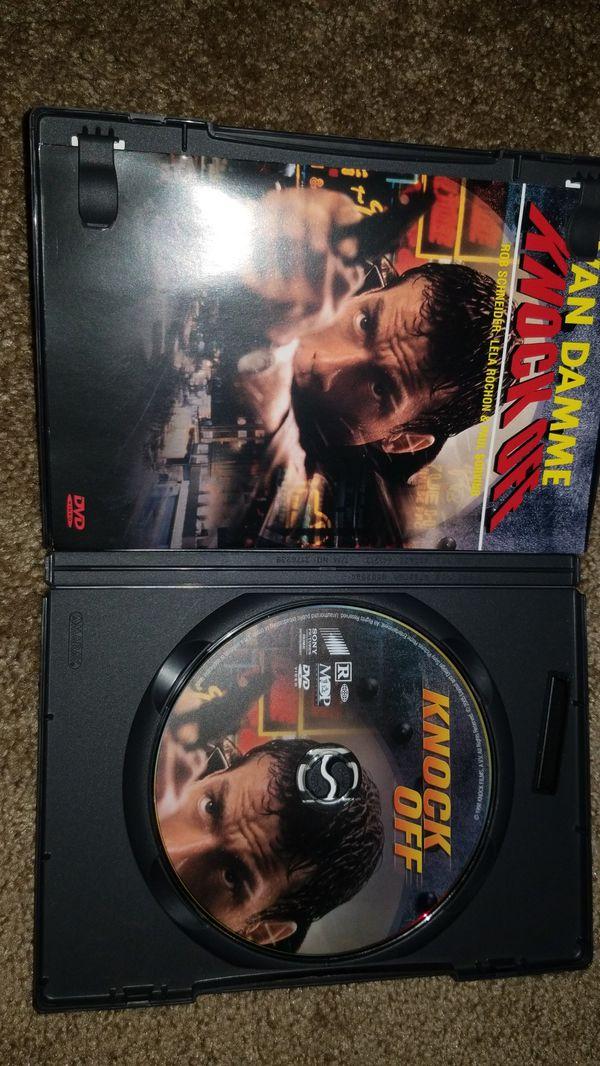 Knock off DVD