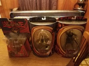 Lord of the rings and marvel legends action figures for Sale in TWN N CNTRY, FL