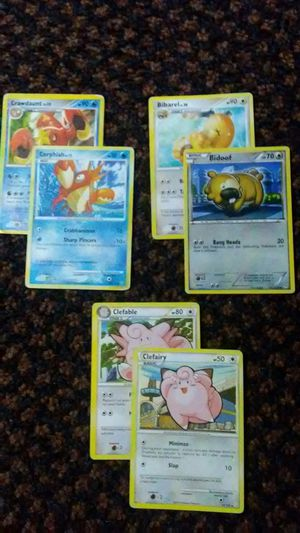 3 full set collection of Pokemon. for Sale in Brooklyn, NY