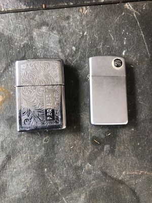 2 zippo lighters for Sale in Miami, FL