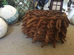 Medium Size Decorative Basket for Sale in Stuart, FL