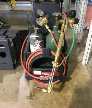 Lincoln electric port a torch for Sale in Houston, TX