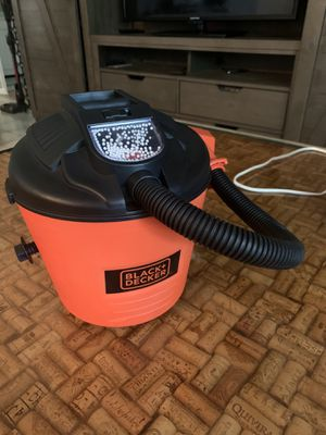 KIDS TOY!!!! Black and decker wet dry vac Please only message me if you are serious about picking up do not waste my time for Sale in Highland Beach, FL