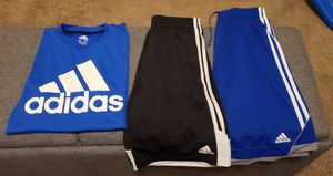 Boys L (14/16) Adidas Lot for Sale in West Sacramento, CA