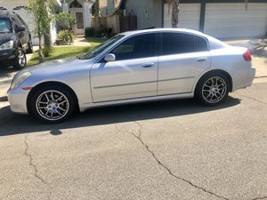 G35 infinity 2006 for Sale in Montclair, CA