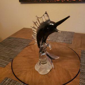 16 Inch Heavy Duty Glass Marlin for Sale in Apache Junction, AZ