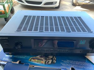 Sony STR-DH100 Receiver for Sale in Spring Valley, CA