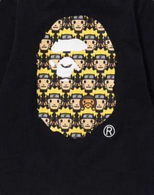 Naruto X Bape for Sale in Snohomish, WA