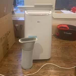 Lg Portable AC Unit Price Negotiable for Sale in Brooklyn, NY