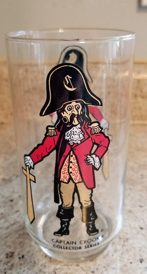 Captain Crook McDonalds Collectable Glass at June's Online Consignment Shop for Sale in Neenah, WI