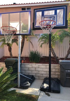 Basketball hoops for Sale in San Marcos, CA