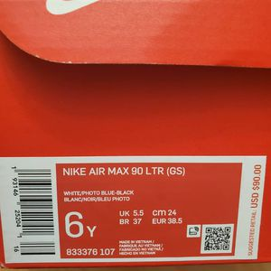 Air max 90 leather for Sale in Norfolk, VA
