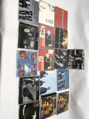 U2 VINTAGE IMPORT CD COLLECTION EURO AUS for Sale in Chicago, IL