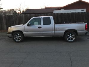 Chevy Silverado 1500 2wd clean tittle 95.000 miles with absolutely no mechanicals problems $5000.00 firms.. for Sale in Santa Rosa, CA