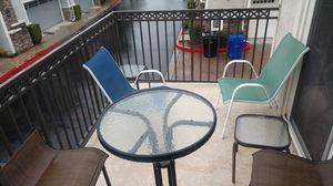 Wonderful Deck furniture for Sale in Etiwanda, CA
