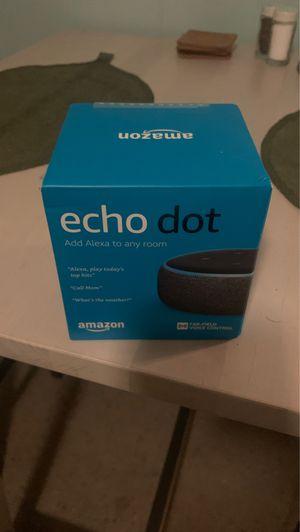 Echo Dot by Amazon for Sale in Honolulu, HI