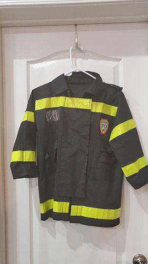 Kids Fire Dept. costume jacket for Sale in Chandler, AZ