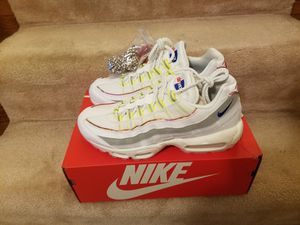 Size 9 Men Nike Air Max 95 De Lo Mio for Sale in Silver Spring, MD