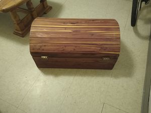 Homemade wooden chest for Sale in Covington, KY