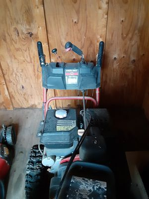 Troybuilt snowblower for Sale in Toledo, OH