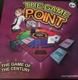 The Game at the Point - Board Game for Sale in Miramar, FL