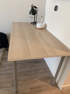 "Multifuncional table. 4ft 10"" x 29 x 27.5 tall. Perfect condition for Sale in Los Angeles, CA"