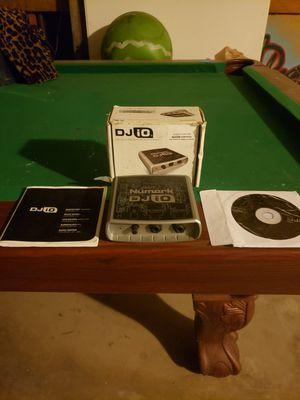 Numark dj Io for Sale in Bakersfield, CA