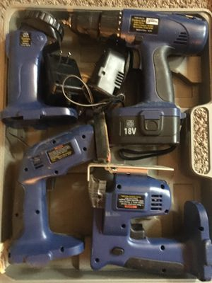 Tools sets, sockets and power tools for Sale in Salem, OR