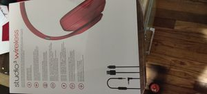 Beats studio 3 wireless headphones for Sale in Ravenna, OH