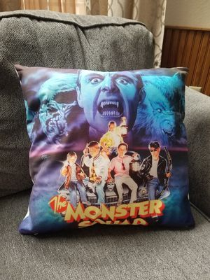 Monster Squad Accent Pillow for Sale in San Antonio, TX