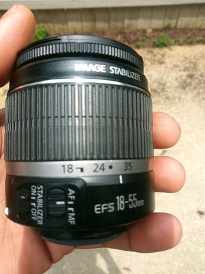 Canon lens 18-55 $65 for Sale in Atlanta, GA