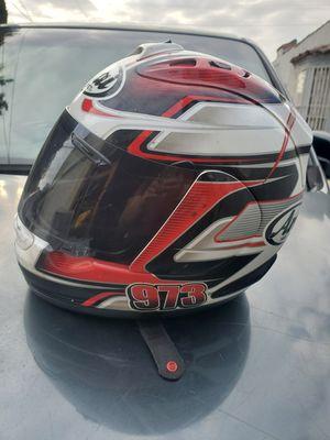 Motorcycle Arai helmet $80 for Sale in Huntington Park, CA