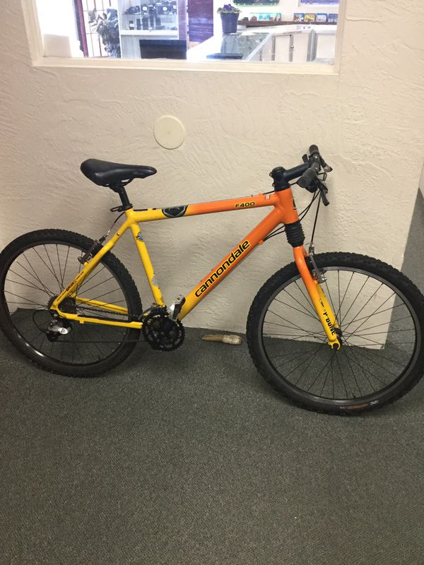 Cannondale F400 Mountain Bike 20 Inch